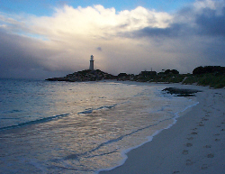 Rottnest Lighthouse - Rottnest Island WA